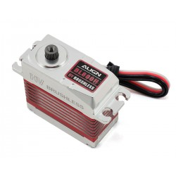 Align Servos & Align Electronic Equipment