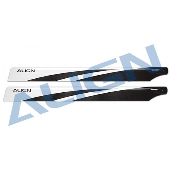 470 Carbon Fiber Blades [HD470A]