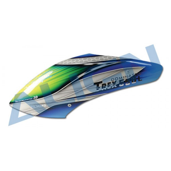 550l dominator painted canopy hc5593