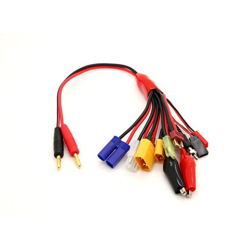 10 in 1 multi charge plug adapter set 1pc multiadp