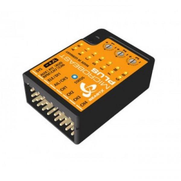 MICROBEAST Plus Flybarless (unboxed) Controller BeastX [HEGBP301T-OEM]