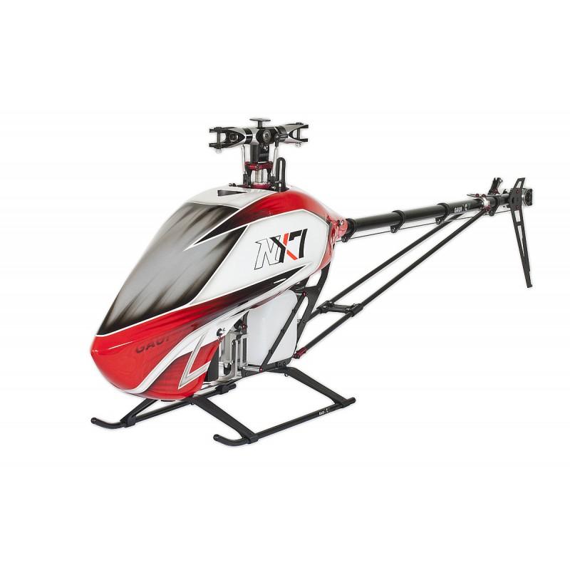 Gaui Nx7 Nitro Kit 070211