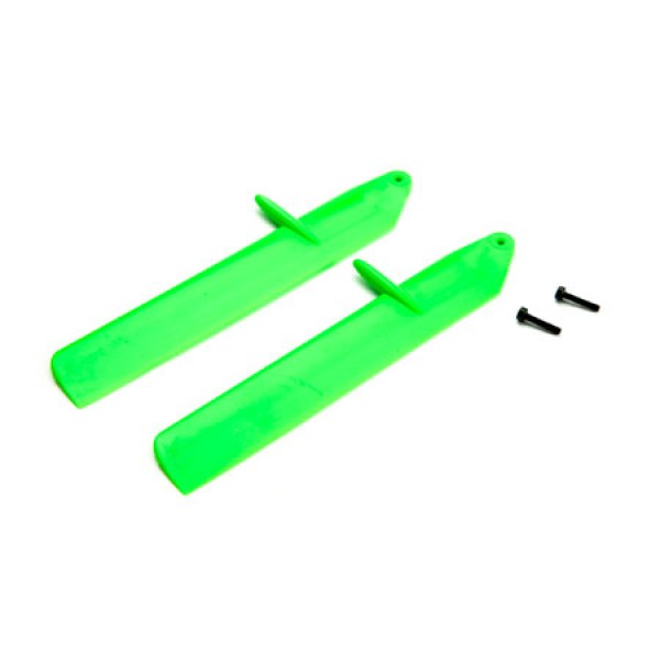 Blade mCP X BL Green Fast Flight Main Blade Set [BLH3907GR]