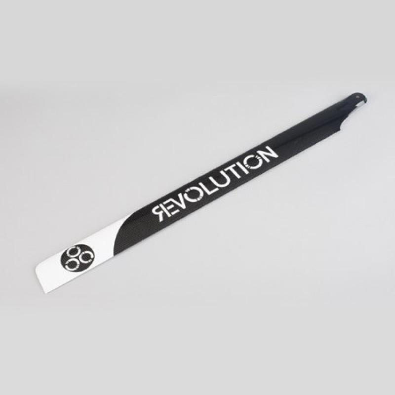 Revolution 690mm Flybarless 3d Carbon Main Blade Rvob069050