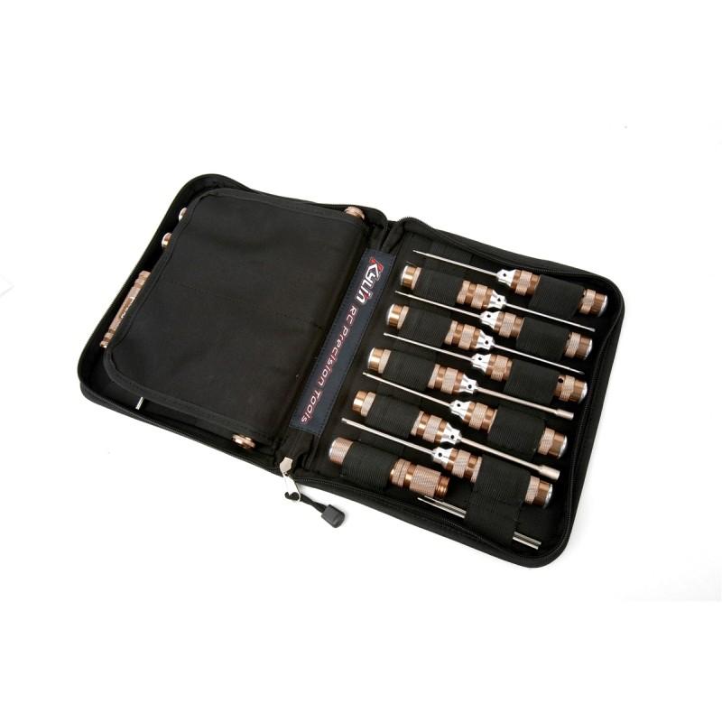 Kylin Gold Tool Set With Tools Bag Kn 2212001
