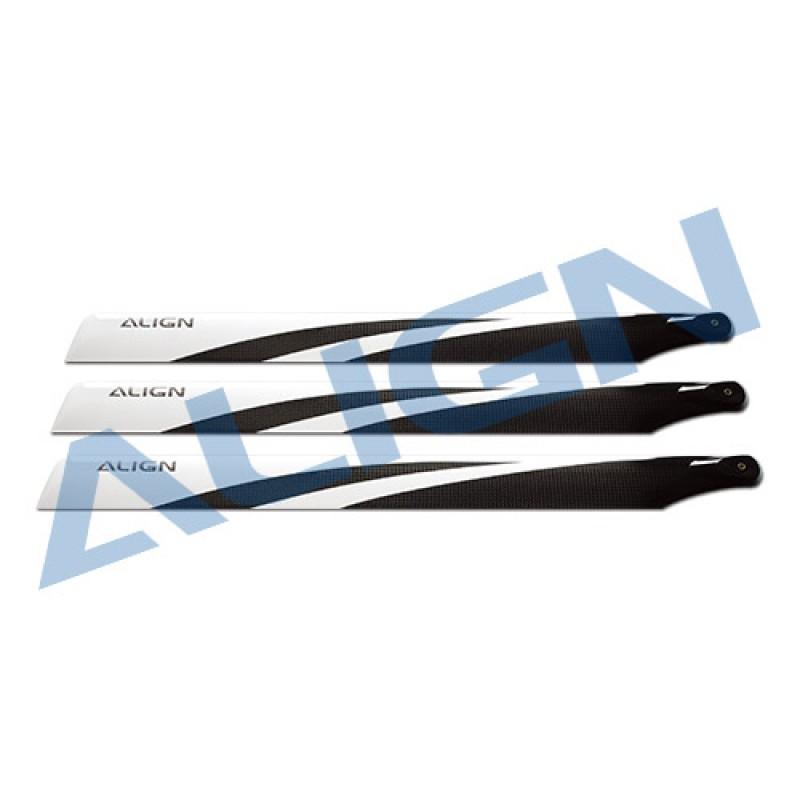 520 Carbon Fiber Blades 3 Hd520dt