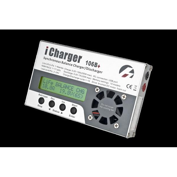 iCharger 106B+ 250W 6s Balance/Charger [106B+]